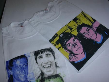 T-shirt Pop-Art